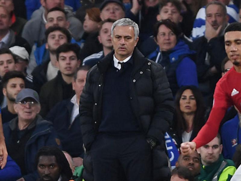 ¿Qué es lo que pasa con el Manchester United de José Mourinho?