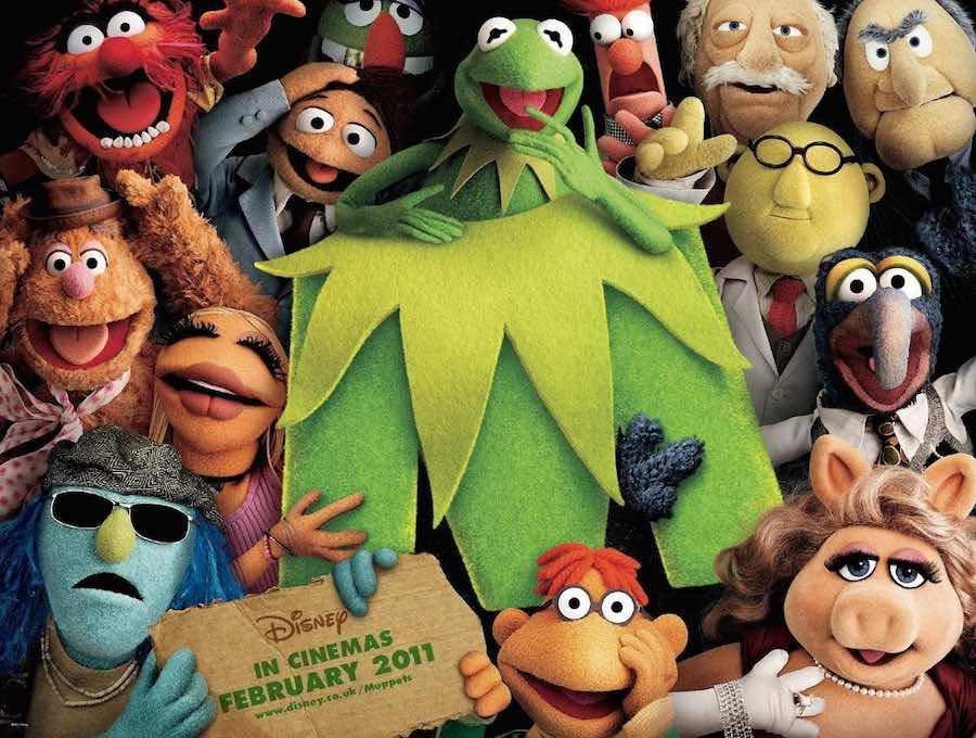 Muppets Película