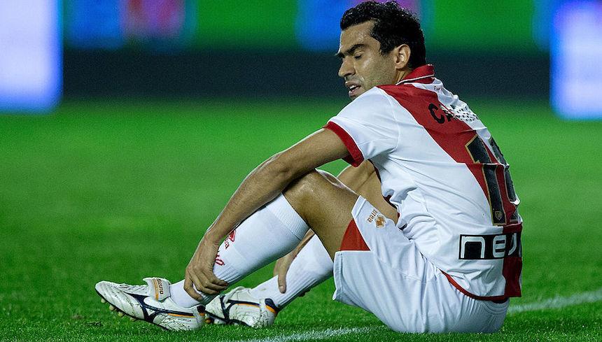 Nery Castillo podría volver… a la tercera división de Grecia