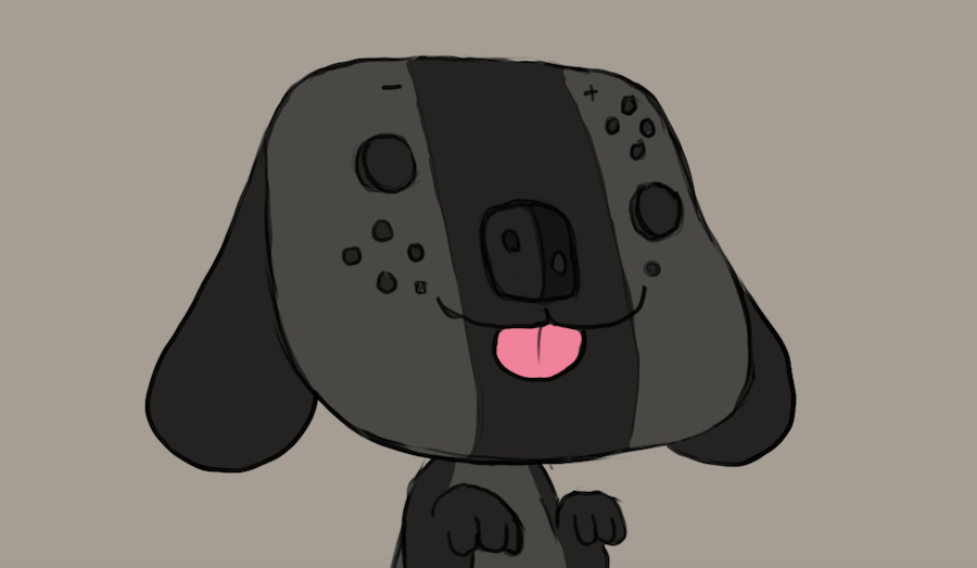 Nintendo Switch - Perrito
