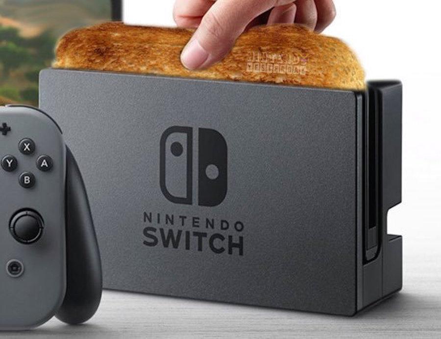 Nintendo Switch - Tostadora