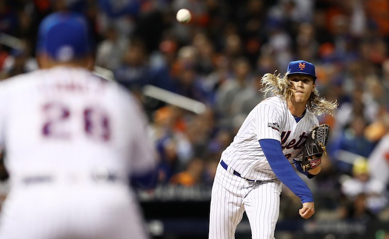 Noah Syndergaar Mets de New York