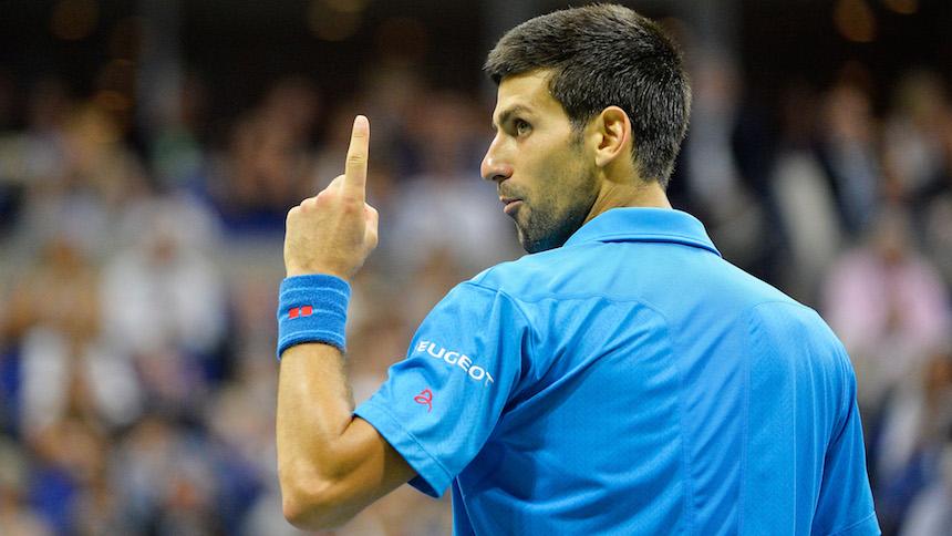 Novak Djokivic sigue siendo el número 1 del ranking de la ATP
