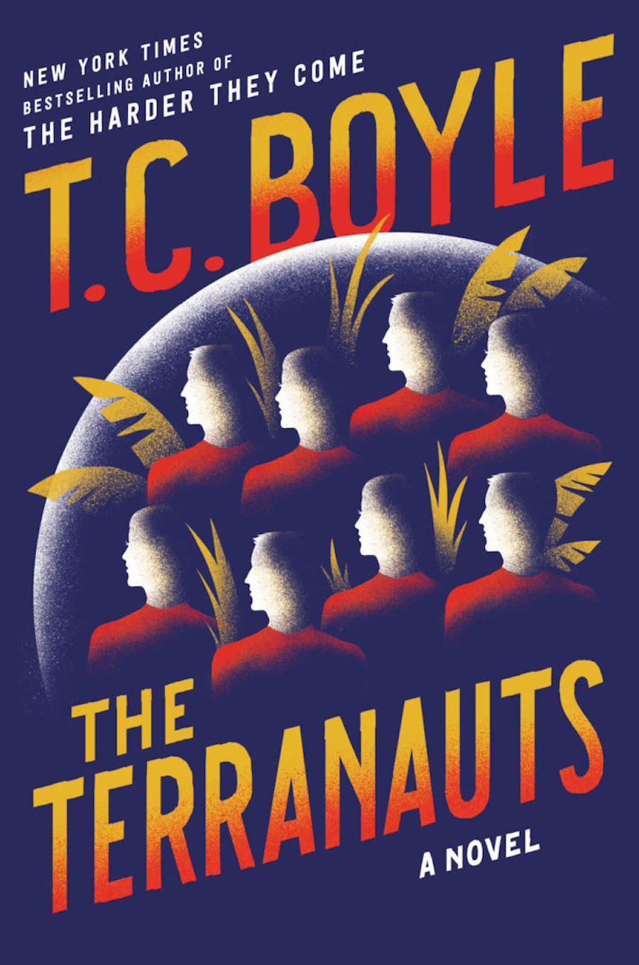 Novela - The Terranauts