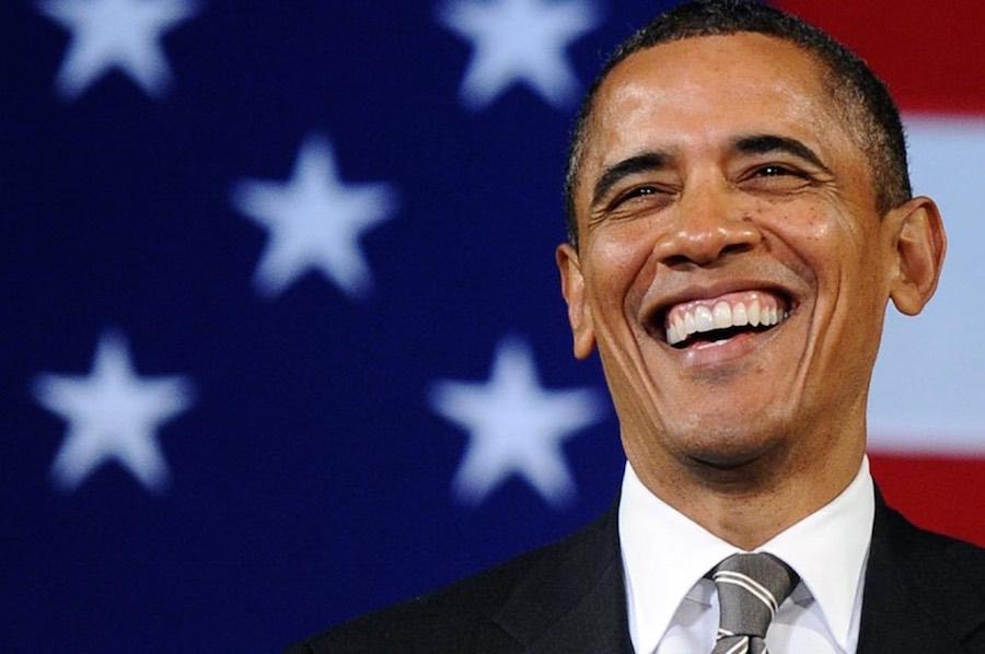 Barck Obama todo un tipazo