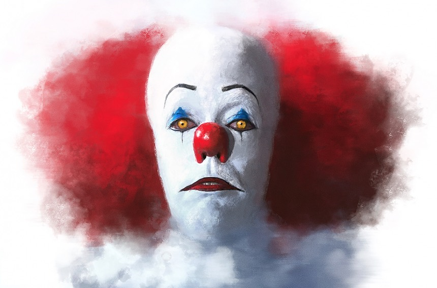 Pennywise Coulrofobia