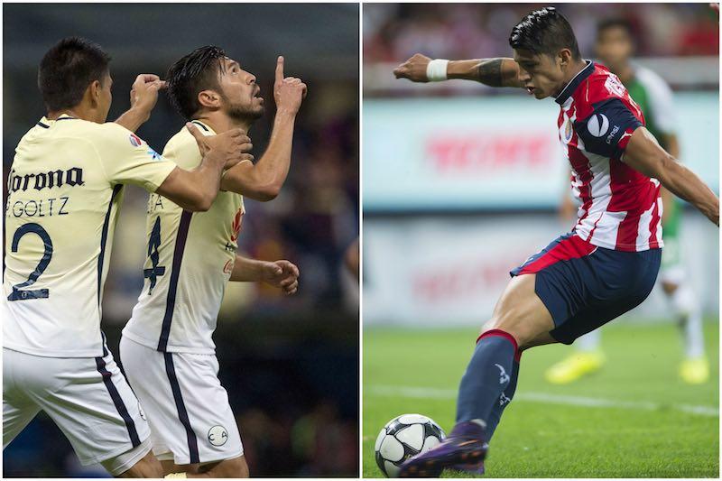 ¡América vs Chivas por el pase a la final de la Copa MX en vivo!