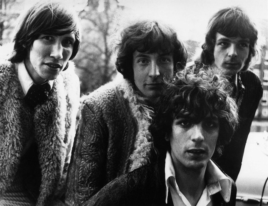 "Pink Floyd estrena video para ""Green Is the Colour"" de 1969"