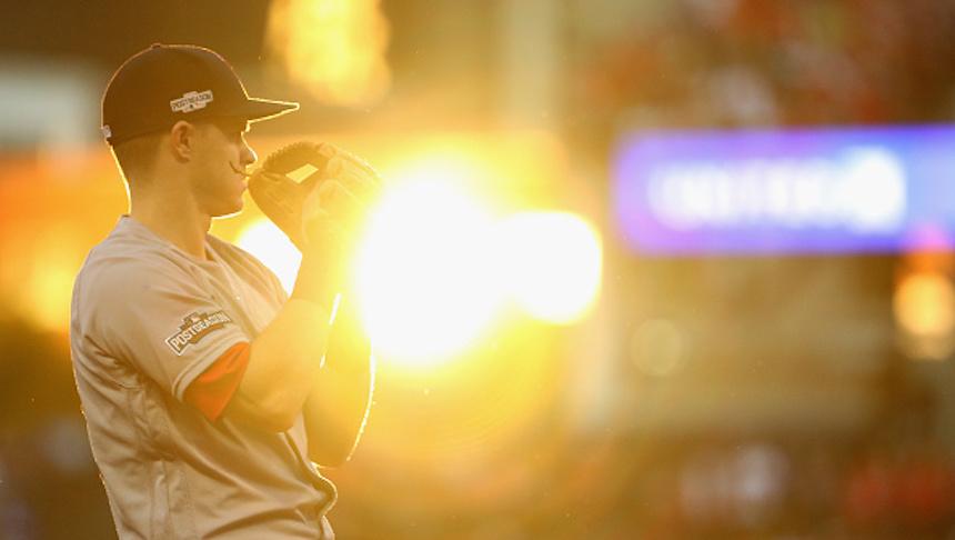 Las mejores imágenes que nos han regalado los playoffs de la MLB