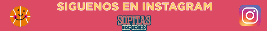 Pleca Instagram Sopitas Deportes