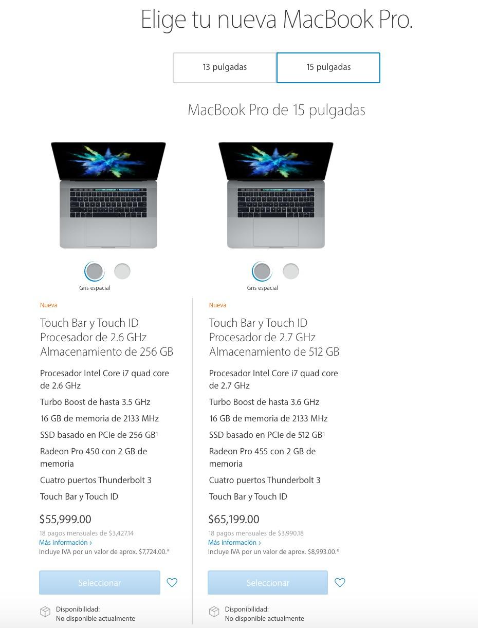 precios-macbook-15-pesos