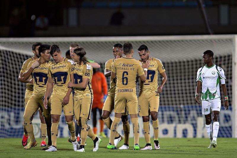 Sin piedad alguna Pumas domina a W Connection y enfrentará a Tigres en Cuartos