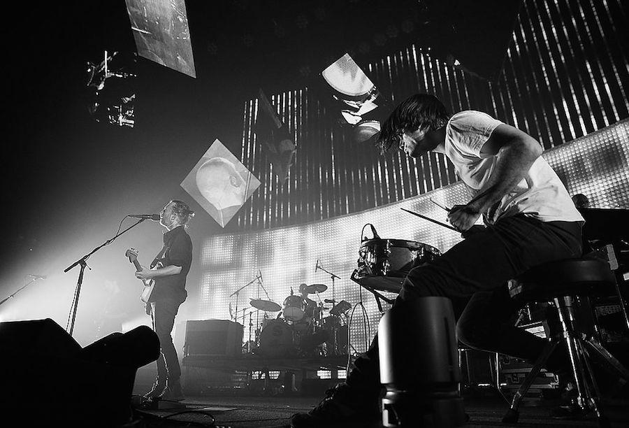 Radiohead son los primeros confirmados para Glastonbury 2017