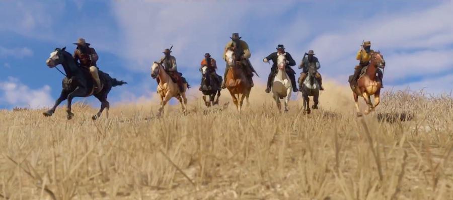 Modo cooperativo - Red Dead Redemption 2