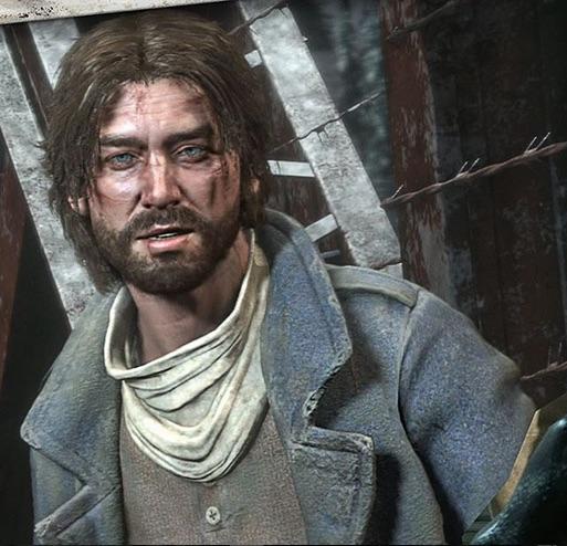 Jacob Rise of the Tomb Raider