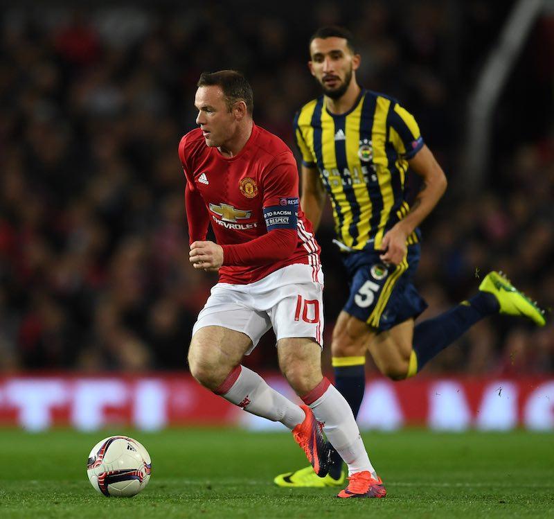 Wayne Rooney Europa League