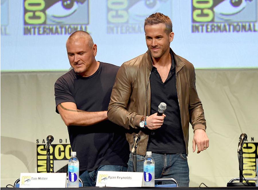 Tim Miller salió de la producción de Deadpool 2