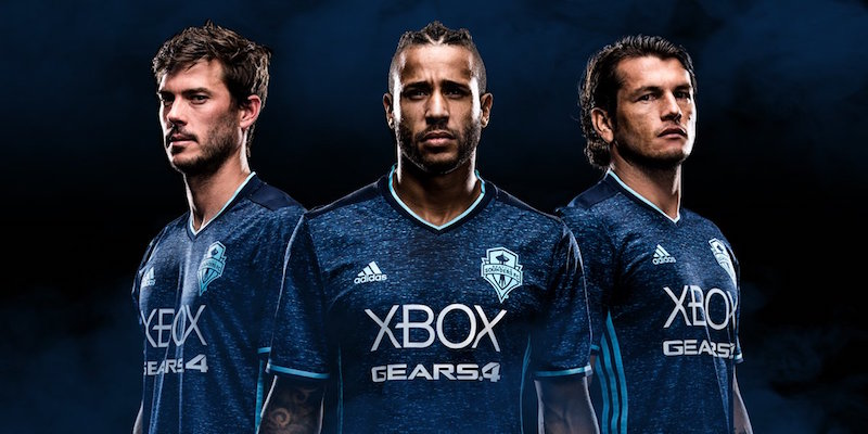 Seattle Sounders Gears of War