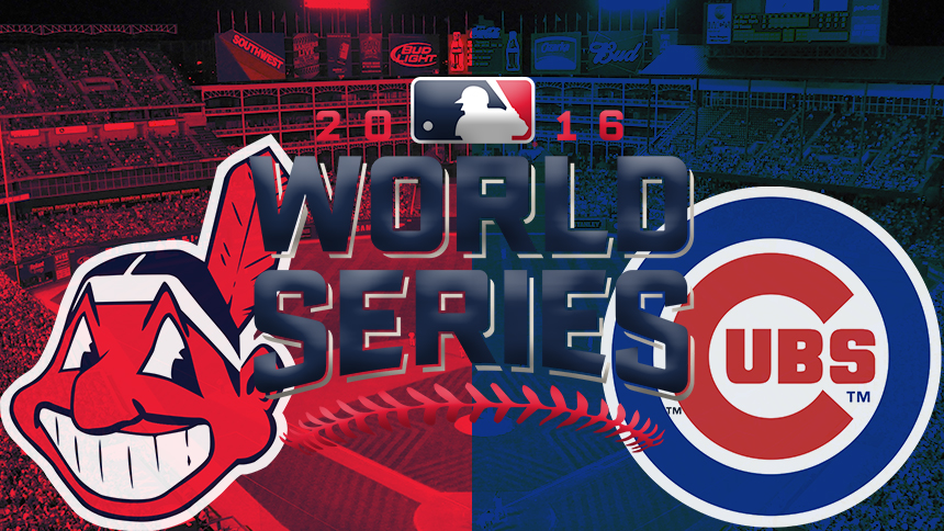 ¡Tenemos Serie Mundial! Cleveland Indians contra Chicago Cubs