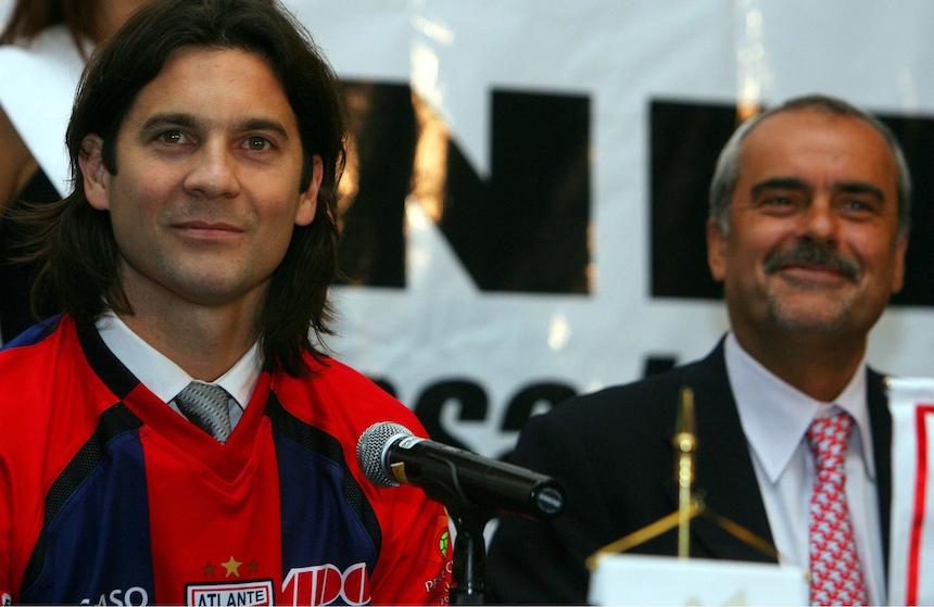 Santiago Solari llegó al Atlante en el 2009
