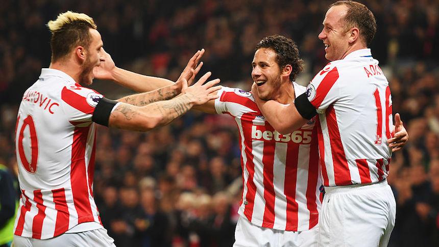 Stoke City suma su tercer triunfo de forma consecutiva