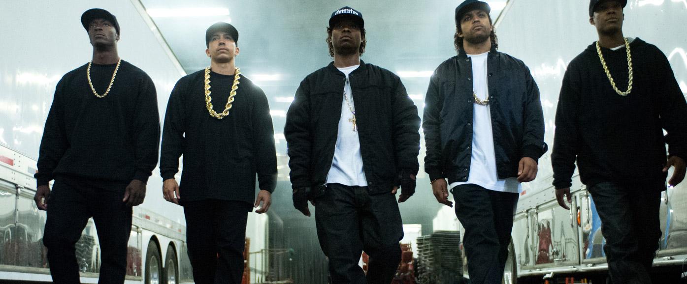 Película - Straight Outta Compton