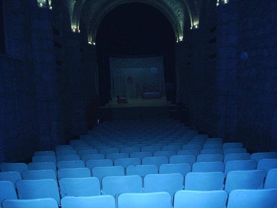 Teatro José Rubén Romero