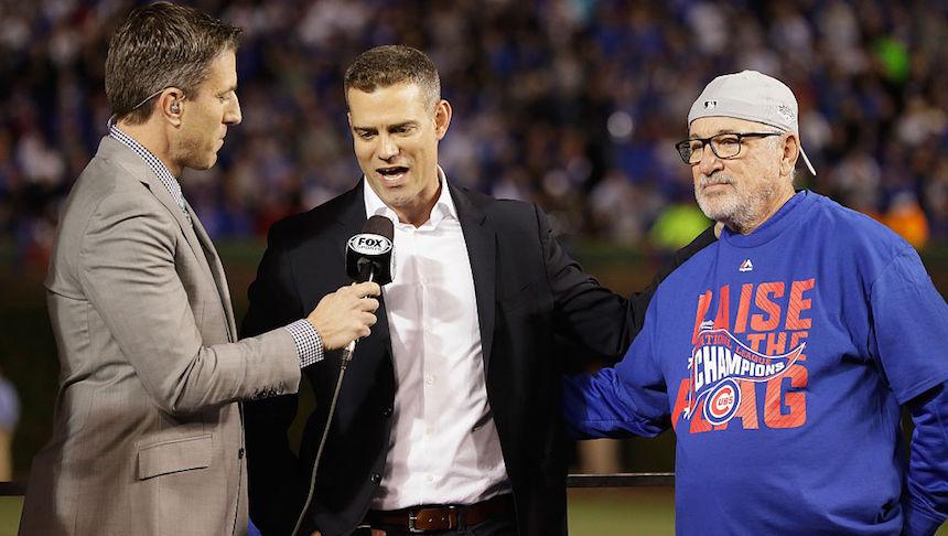 Theo Epstein y Joe Maddon, los hombres que cambiaron la historia de los Cubs