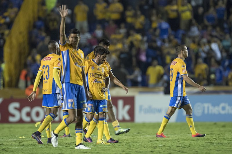 Tigres gana Herediano