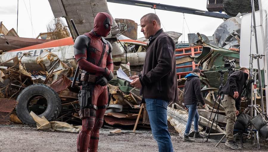 Tim Miller en Deadpool