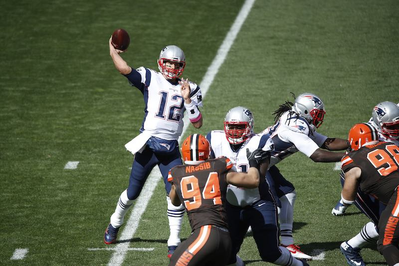 Tom Brady regresa con Patriots
