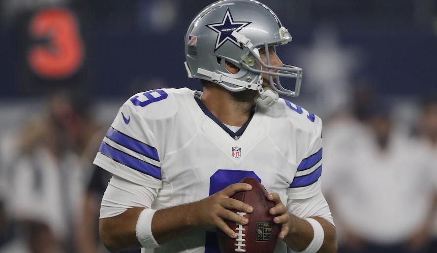 Tony Romo ha tenido muchas lesiones y es tiempo de que deje la titularidad