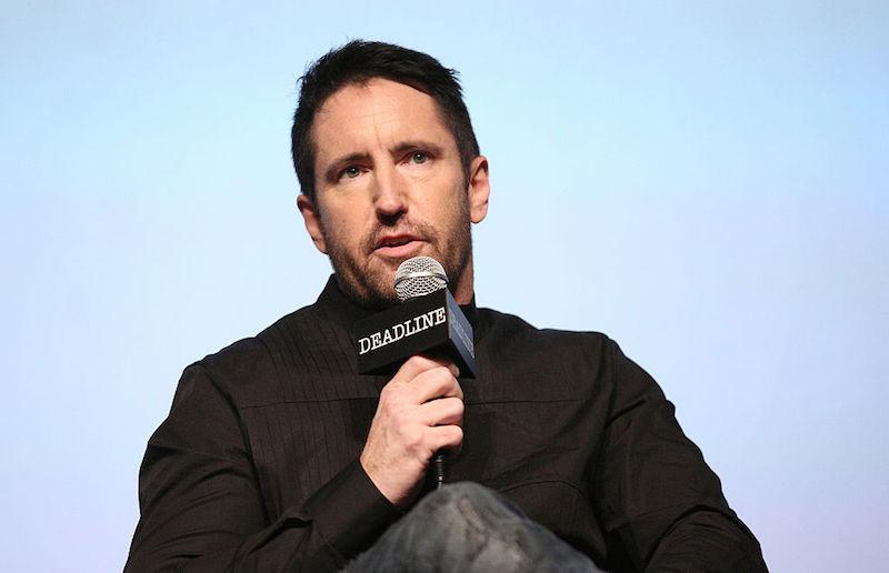 Es oficial: ¡Trent Reznor ya está trabajando en lo nuevo de Nine Inch Nails!