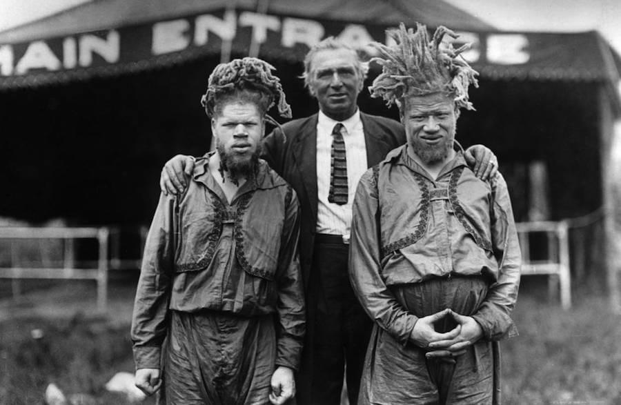 Los hermanos del libro de Jim Crow South