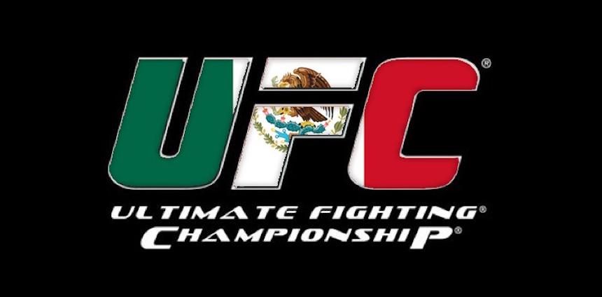 ¡Vámonos pero ya! Sopitas.com te invita al UFC en México