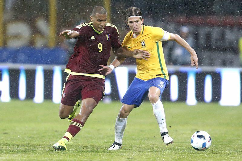 Venezuela contra Brasil
