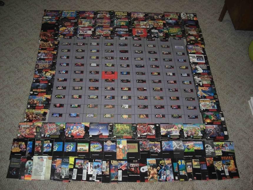 Los Buenos Tiempos del Gaming