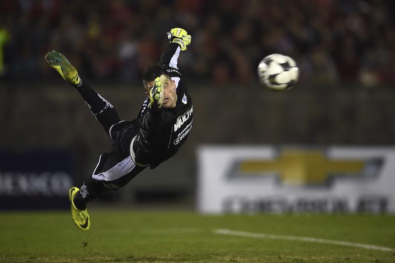 Volpí en Copa MX