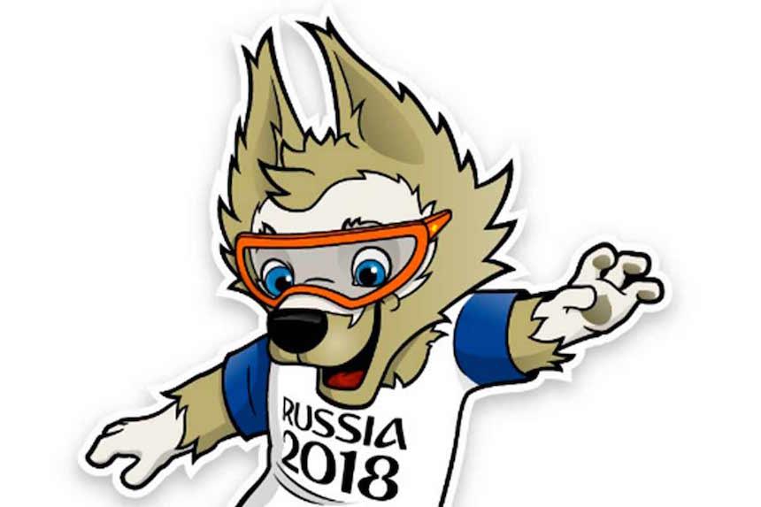 Zabivaka, la mascota de Rusia 2018
