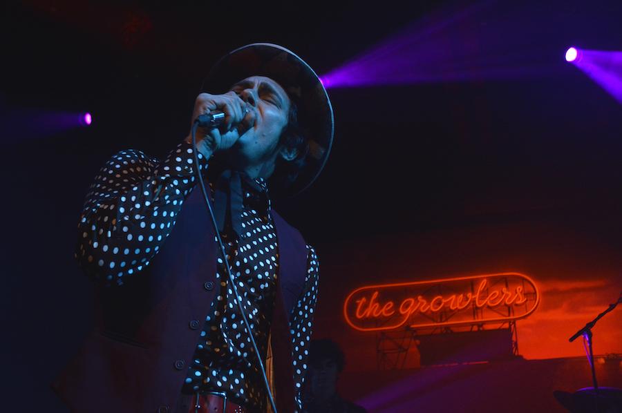 The Growlers y la reseña de su concierto en el Lunario.