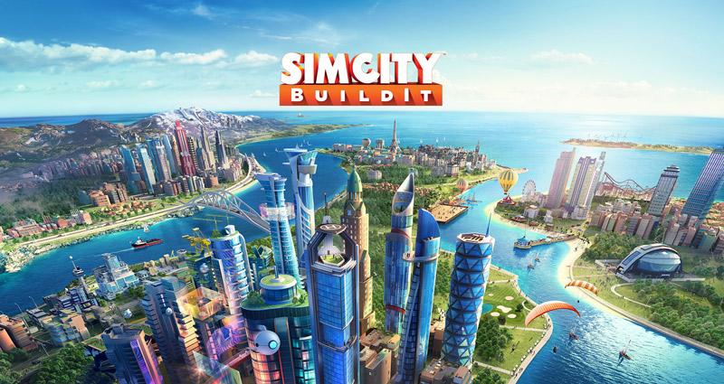 Sim City iOS