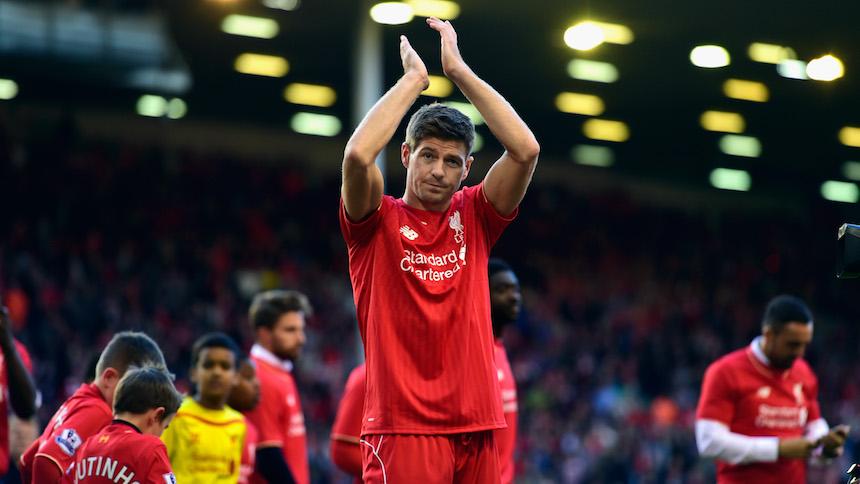 Steven Gerrard: Los 5 momentos más icónicos de su carrera
