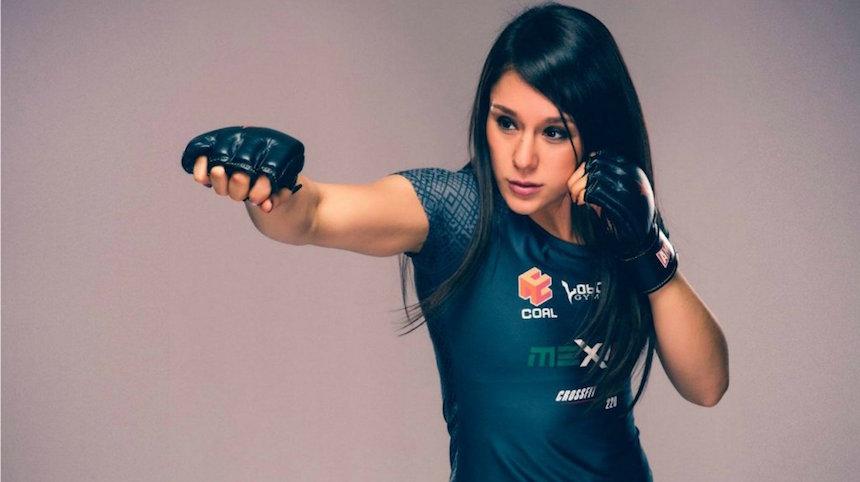 #OrgulloNacional Platicamos con Alexa Grasso a días de su debut en UFC