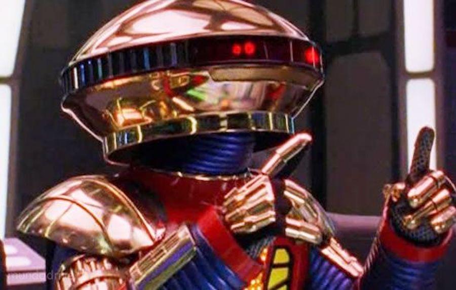 Alpha 5 - Power Rangers
