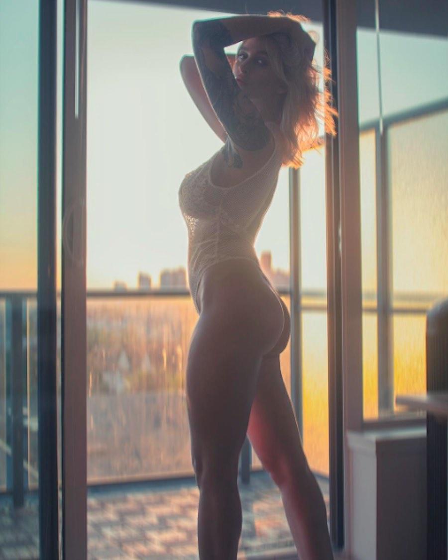 Lencería sexy - Alyssa Barbara