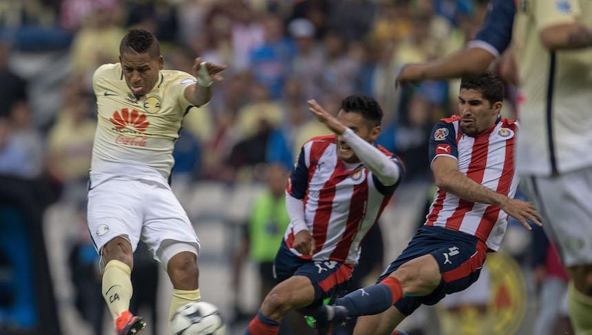 América y Chivas podrían jugar en la liguilla