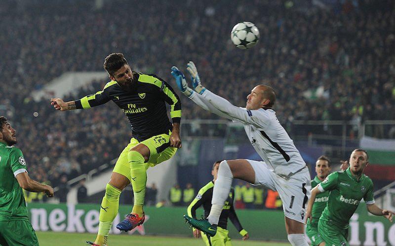 El magistral gol de Mezüt Özil con Arsenal y todo lo que sucedió en Champions