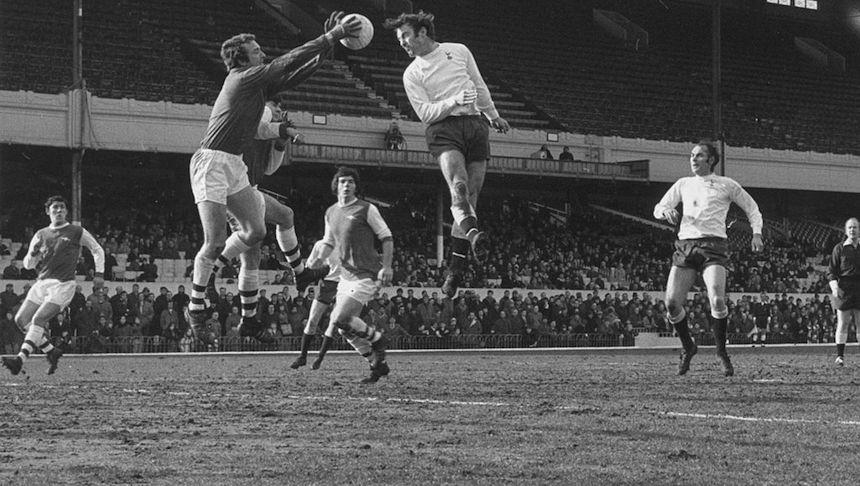 El Arsenal y el Tottenham tienen una gran historia