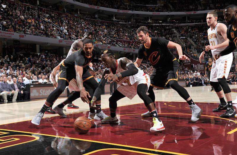 Atlanta Hawks: los únicos capaces de derrotar a los Cavaliers en la NBA
