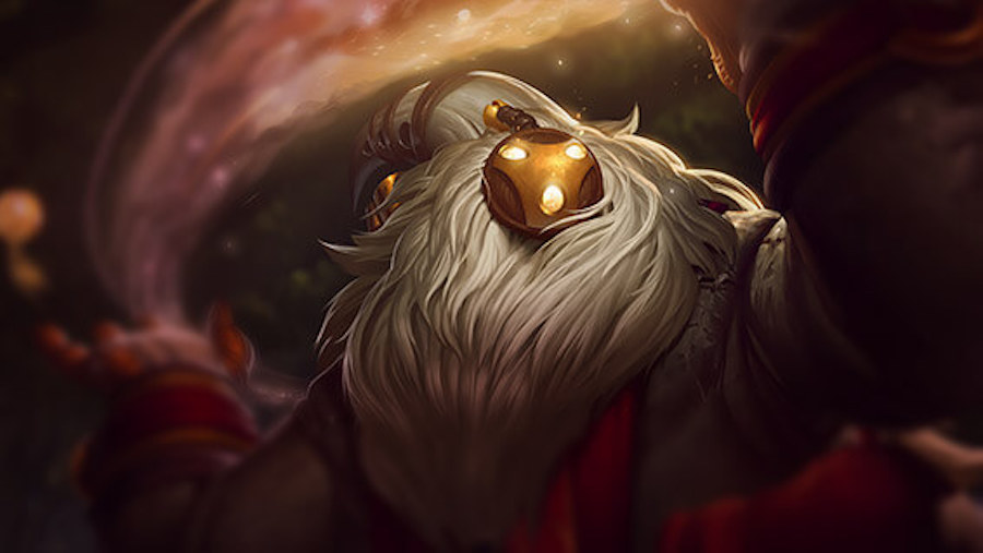 League of Legends - Bard